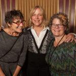 Ellen Webber, Carrie Willman, Katy Walsh