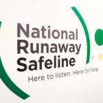 National Runaway Safeline Youth Crisis Hotline Center Lobby Decal