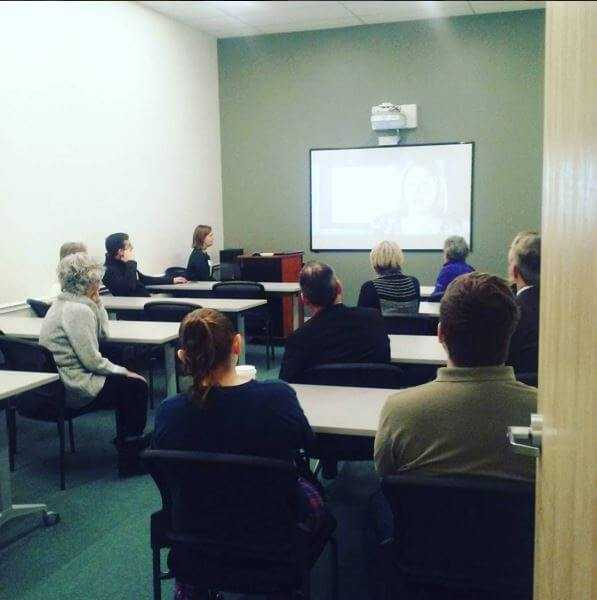 Crisis Services Training for Volunteers at National Runaway Safeline