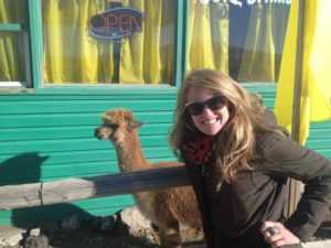 Crisis Services Volunteer Kiley Moore Loves to Travel