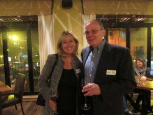 Christina Van Pelt and Ken Lavelle