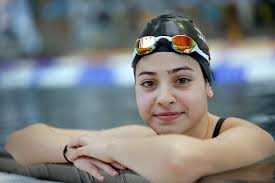 Refugee Olympic Team Member Yusra Mardini