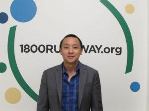New NRS Board Member, Brian Shin