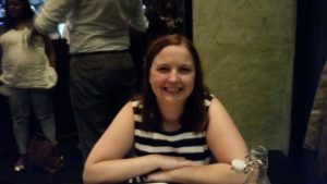 Meet Our Crisis Service NRS Volunteer of the Month for September, 2016, Nicole Anslover