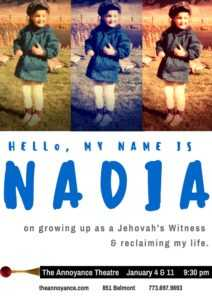 Hi, My Name is Nadia by Nadia Alexander