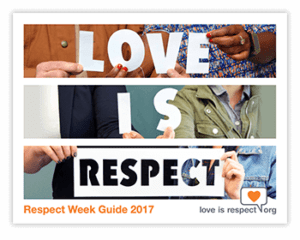 Teen Dating Violence Awareness Advocates loveisrespect | NRS Organization of the Month | February 2017