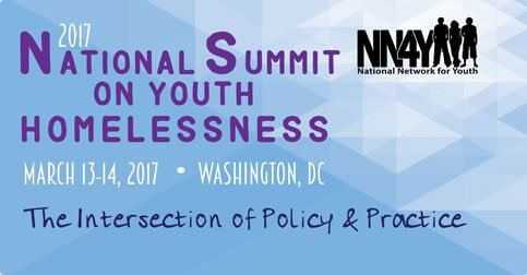 National Summit on Youth Homelessness | National Network for Youth