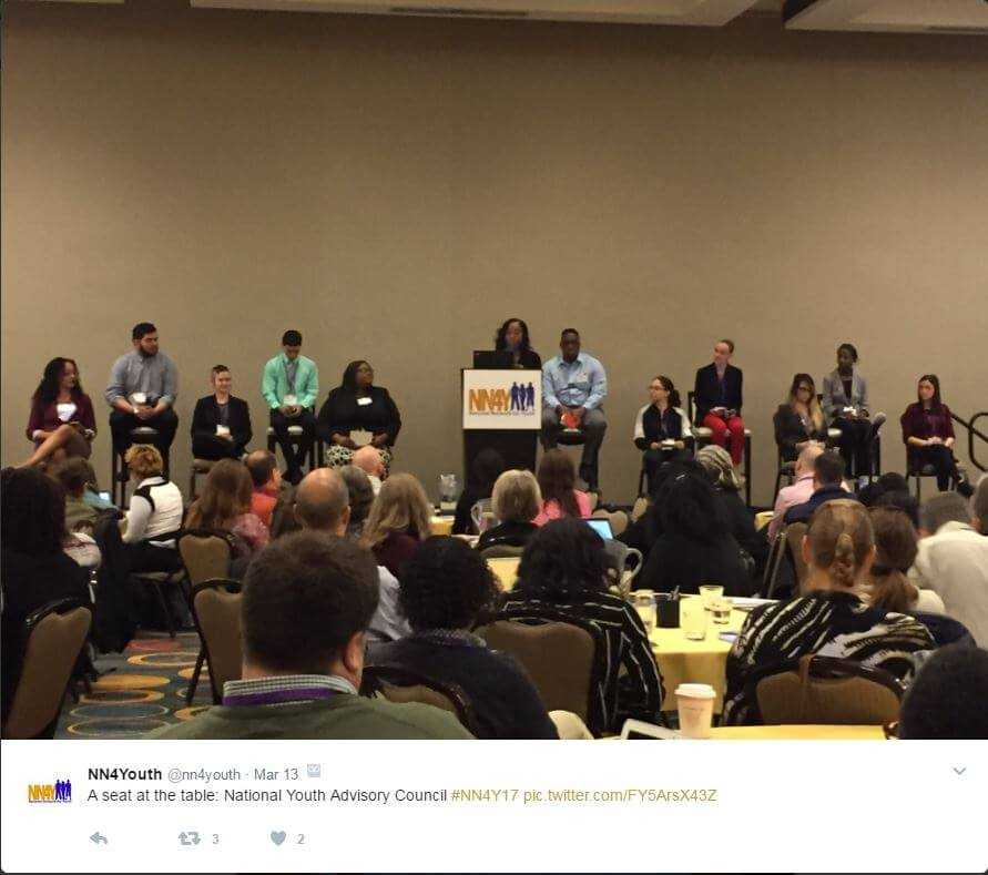 Youth Advisory Council   National Network for Youth   Summit on Youth Homelessness