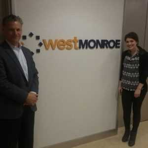 Donor of the Month - April 2017 - West Monroe Partners - National Runaway Safeline