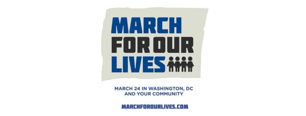 Never Again MSD | March for Our Lives | NRS' Organization of the Month | March 2018