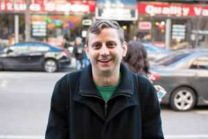 Volunteer of the Month Alex George